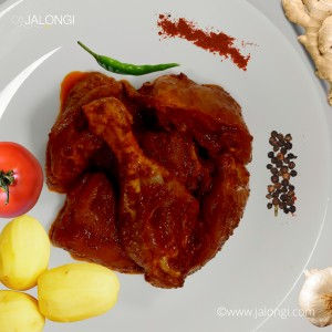 East Bengal Chicken Curry Recipe Ready Pack - 500gm